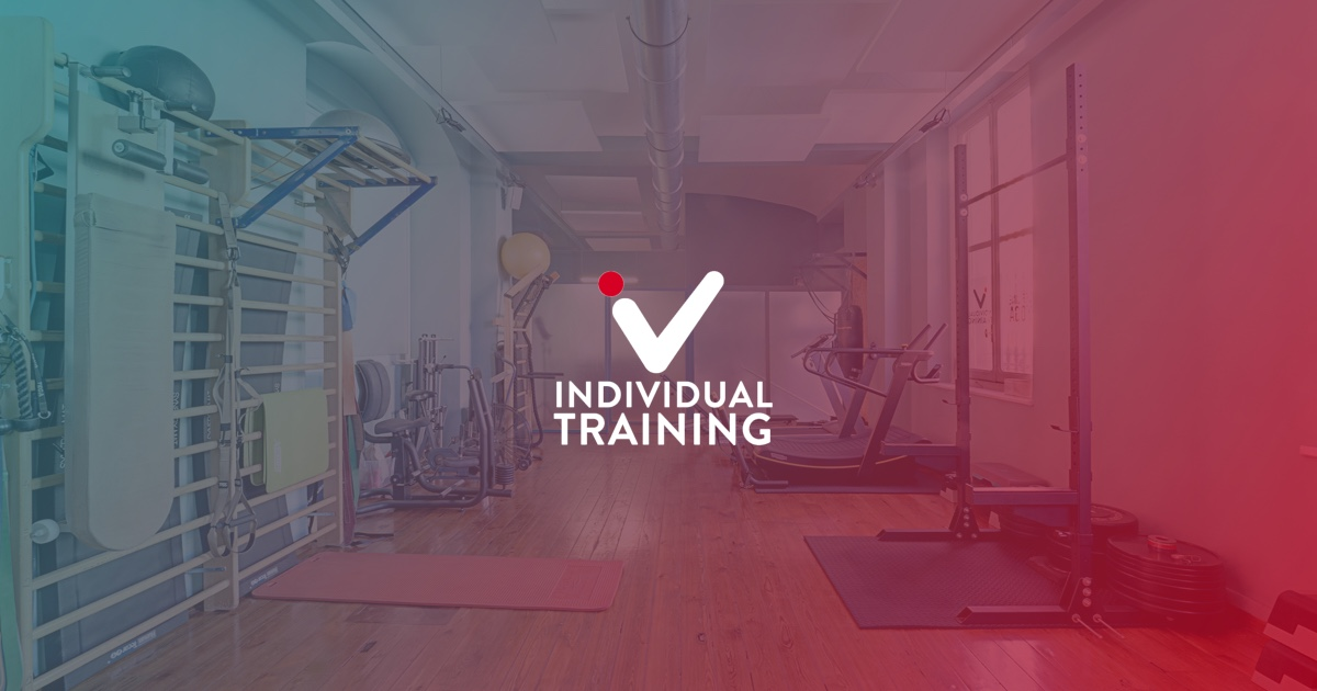 Individual Training, palestra a Torino